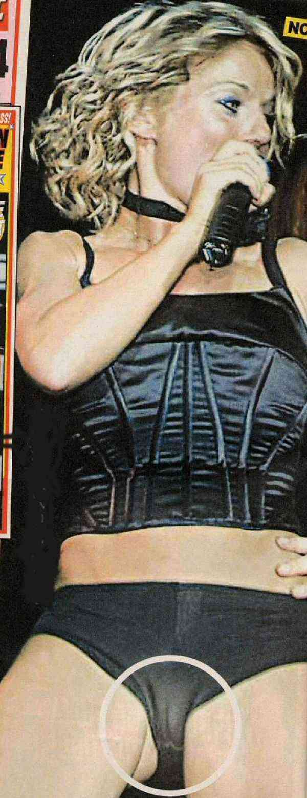 Geri Halliwell, Cameltoe? Sometimes, It Pays To Go Back Into The Archives, And This Is One Of Them