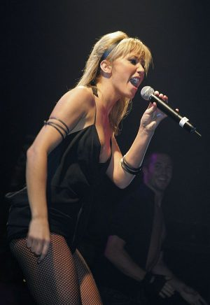 Jenny Frost, A Nip Slip Always Improves Your Performance