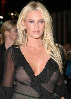 Jenny McCarthy, See Through Tit Shots Increases Members In Your Desire For An Orgy!