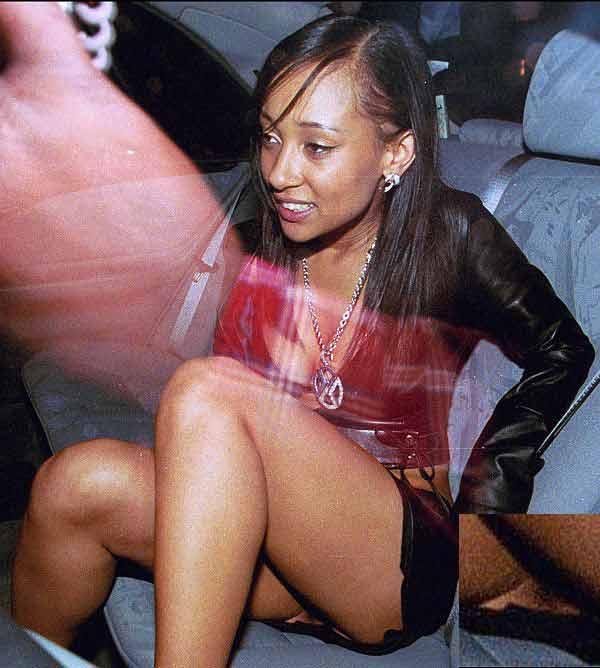 Lisa Maffia, A Upskirt Shot In The Back Seat Puts You In The Bush League