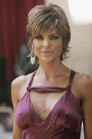 Lisa Rinna Pokies. They Seem To Be Larger Than Your Lips.