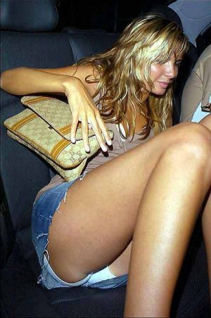 Nadine Coyle, Panty Upskirt Shot Like This A Way Of Warding Off Suitors?