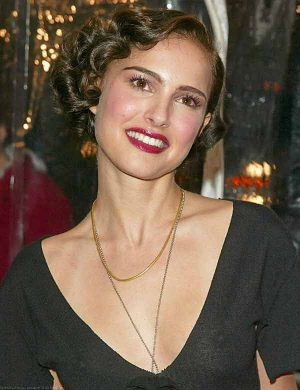 Natalie Portman, Hey, It Must Really Be Cold In Them Mountains!