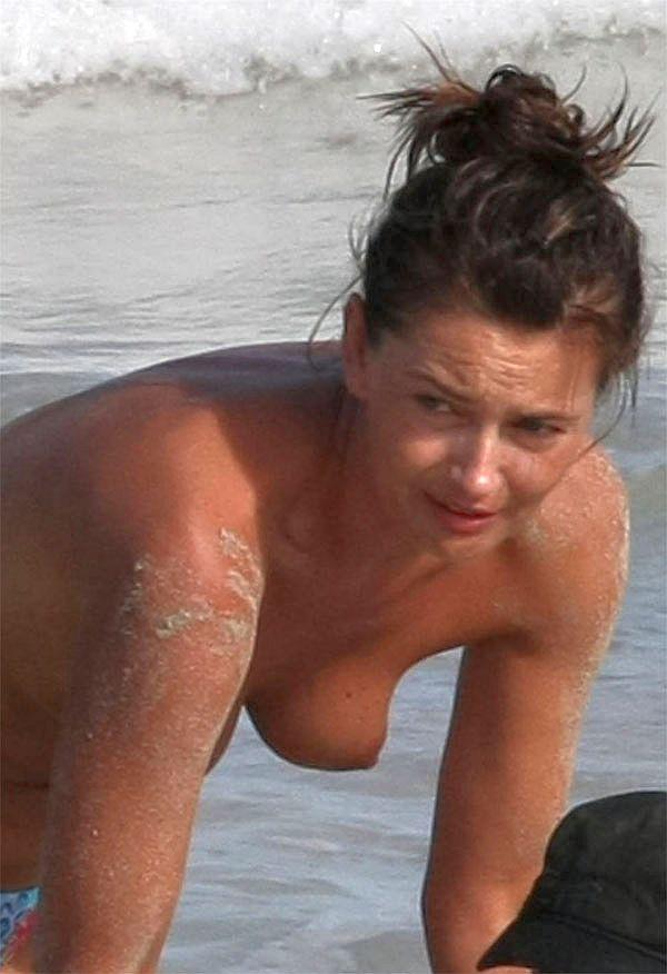 Phrase paulina porizkova topless share