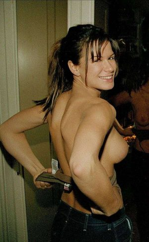 Rhona Mitra, Nice Tit Shot, Tell Your BoyFriend Thanks For Us!