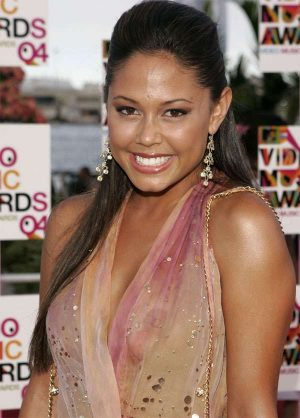 Vanessa Minnillo See Through Dress. First Breast Shot? Welcome, and Come Again!