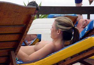 Adele Silva Topless