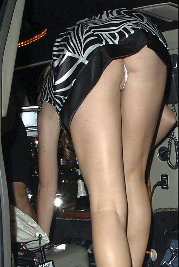 Aisleyne Horgan Wallace Panty Lip Slip