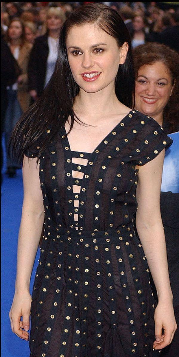 Anna Paquin See Through Dress