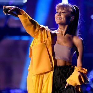 Ariana Grande Perky Little Pokie Nipples