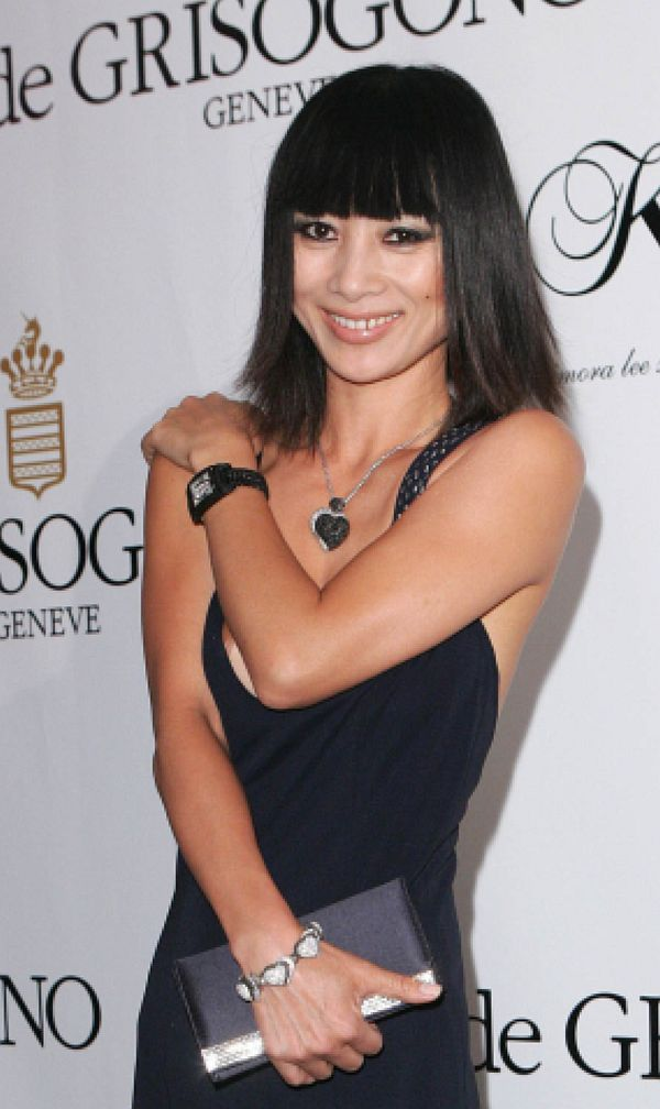 Bai Ling Nip Slip Continues At Cannes