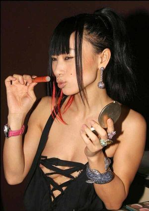 Bai Ling, A Nip Slip Like This Adds To Your Huge Collection Already