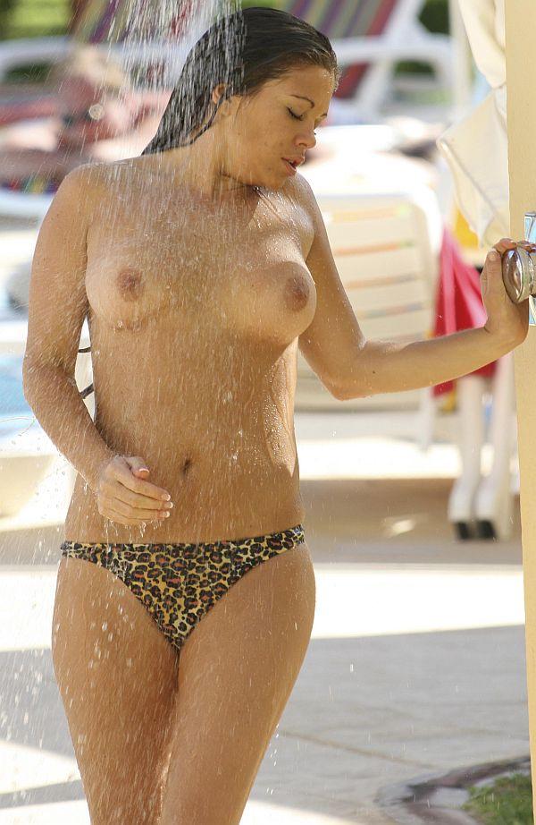 Bianca Gascoigne Topless
