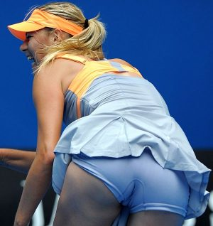 Maria Sharapova And Caroline Wozniacki Cameltoe. Click Pic For A Forensic View And More!