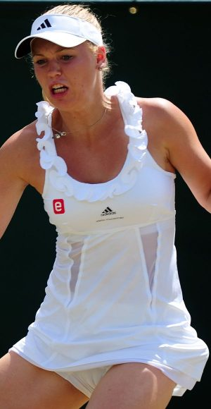 Caroline Wozniacki Cameltoe. Click Pic For The Large Print Edition