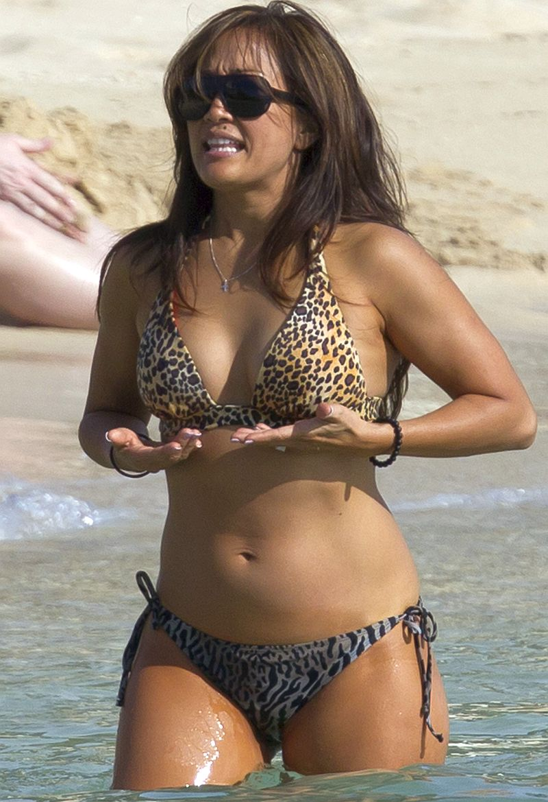 carrie ann inaba tits