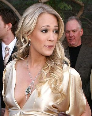 Carrie Underwood Pokies From The CMA