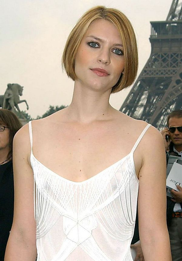 Claire danes see through