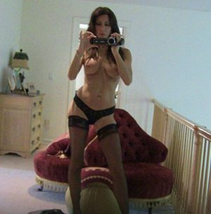 REAL HOUSEWIFE OF NJ  Danielle Staub Topless Pic. Thanks To Hustler Magazine For The Exclusive!