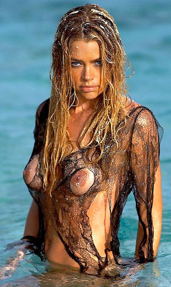 Naked denise richards