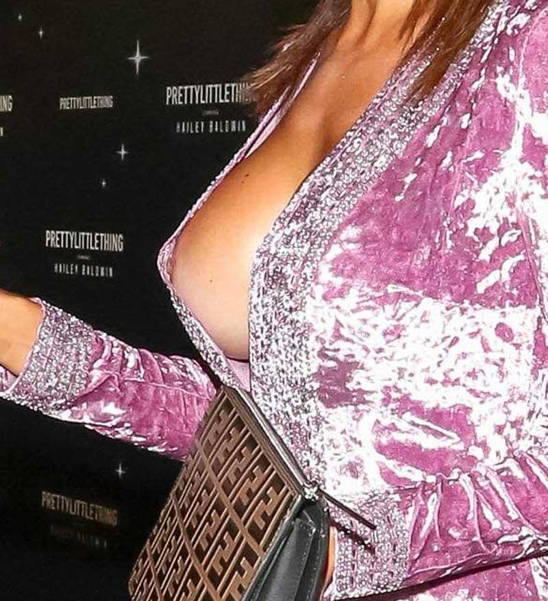 Farrah Abraham Nipple Exposed on the Red Carpet
