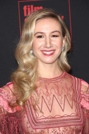 Isabella Boylston Nipples in See Through Red Dress