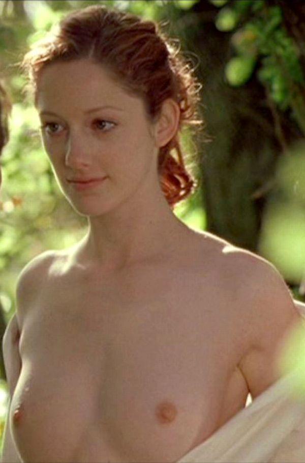 Judy greer nude tits