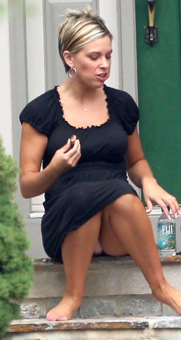 Exactly would Kate gosselin upskirt