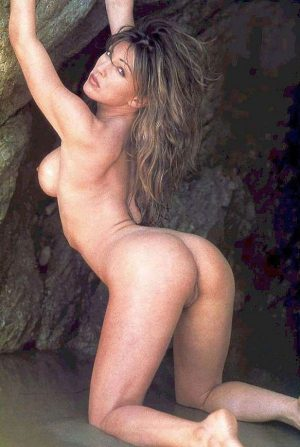 """George Clooney's Personal """"Emanuelle"""" Krista Allen (40) Has The Sweetest Tits  ..."""