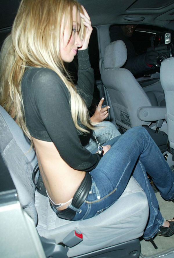 Lauren Pope Thong Slip