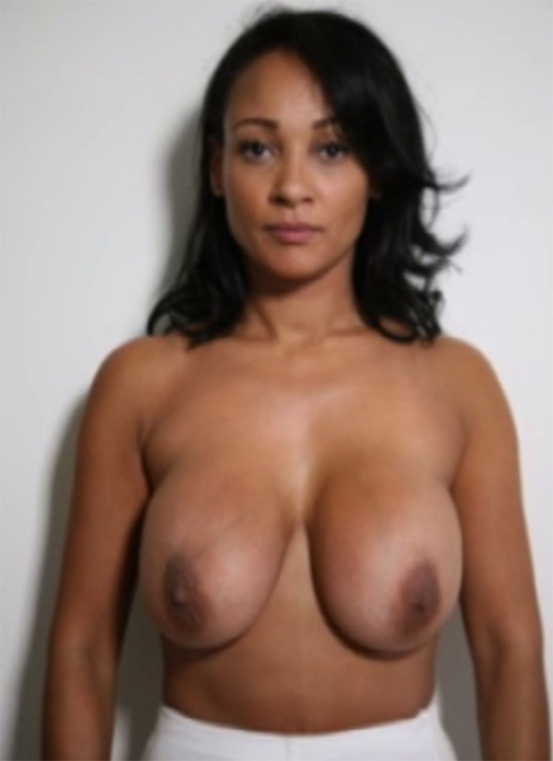 lisa maffia extremely large boobs topless on taxidrivermovie