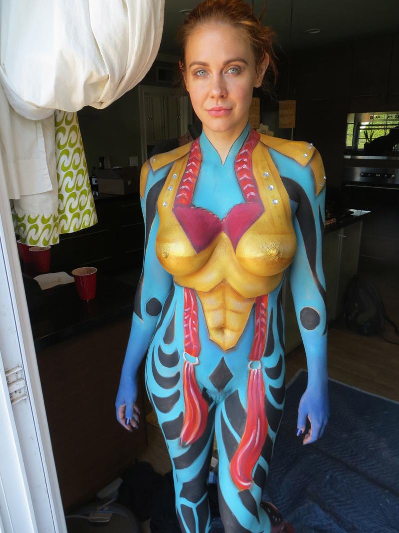 extreme naked stephanie mcman