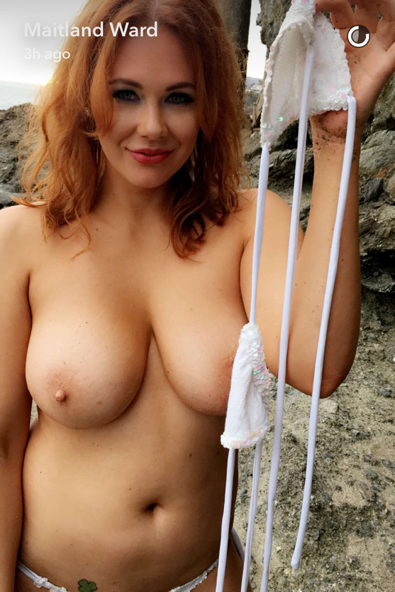 pictures Maitland ward topless new photo