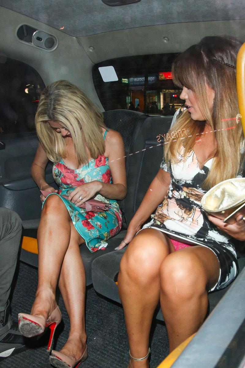 Taxi nude celeb