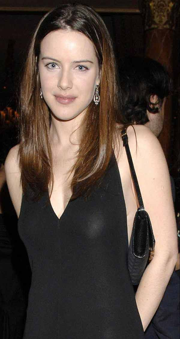 Michelle Ryan, See Through Tit Show Courtesy To Flash.