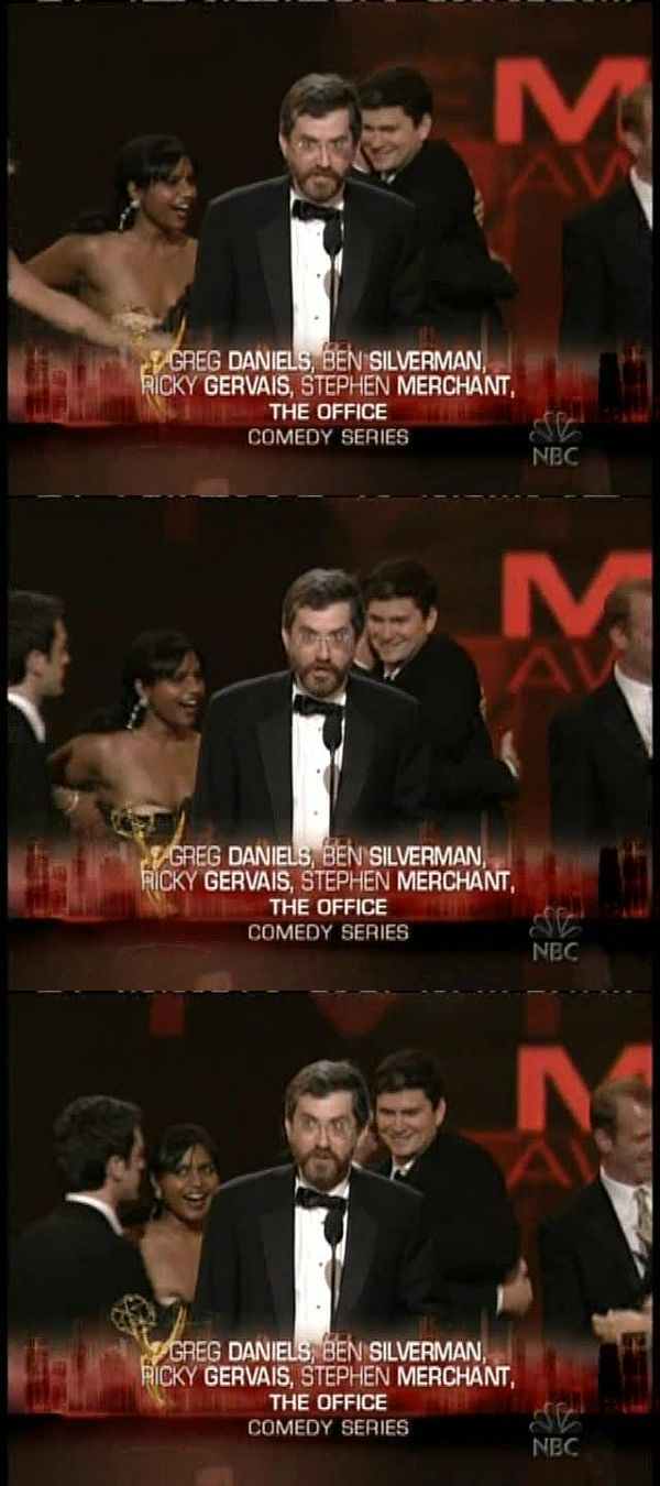 Mindy Kaling Nip Slip Accepting Award At The Emmys. Thanks To Rick!