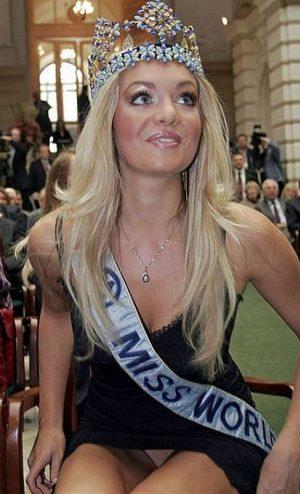 Miss World Upskirt. Thanks To Blueberryfiss