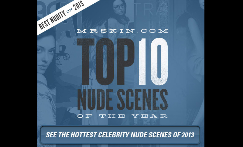 The Top 10 Nude Scenes of 2013