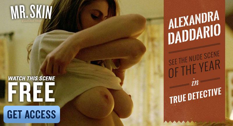Alexandra Daddario's Scene Free Access