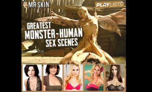 The Hottest Monster-Human Sex Scenes
