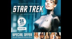 Nude Celebs From Star Trek