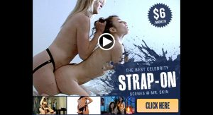 The Best Strap-On Scene's at Mr.Skin