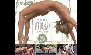 Celebrity Nude Yoga