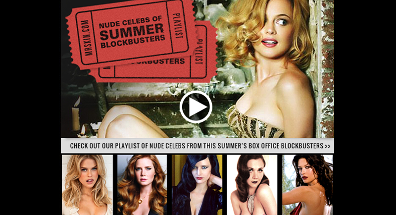 Nude Celebs Of Summer BlockBusters
