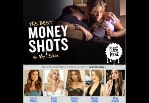 The Best Hollywood MoneyShots @ Mr.Skin