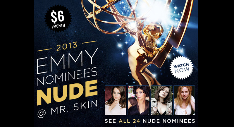 The Nude 2013 Emmy Nominated Playlist