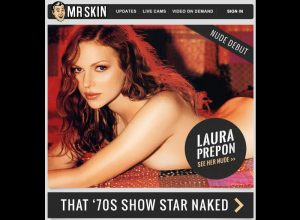 Laura Prepon's Nude Debut