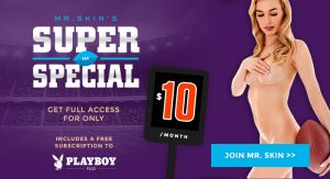 Super Deal for the Super Bowl