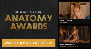 The 19th Annual Mr.Skin Anatomy Awards