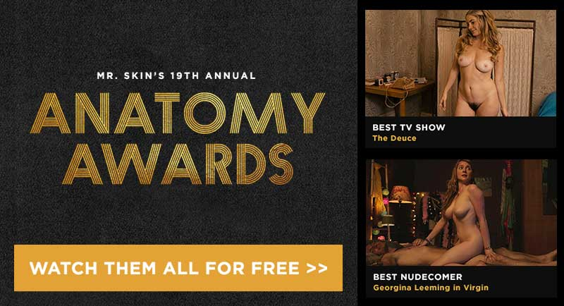 The 19th Annual Mrin Anatomy Awards On Taxidrivermovie